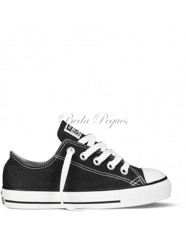 7155 Converse Deportivas All Star OX Black